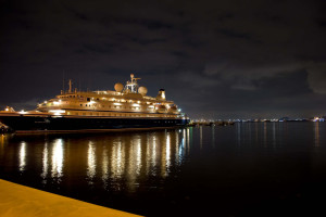 Cruise Ship , Old San Juan