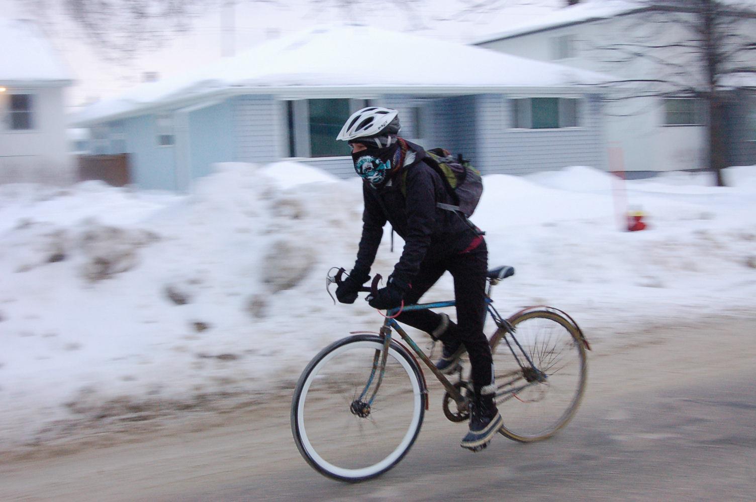 Uscire in bici con il freddo? Ecco i consigli dell'esperto ...